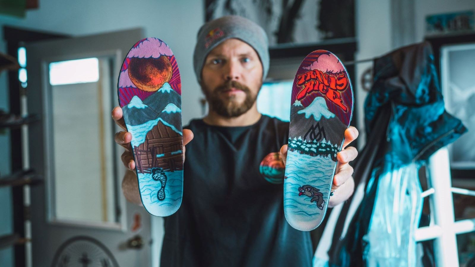 Travis Rice, Remind Insoles 2019