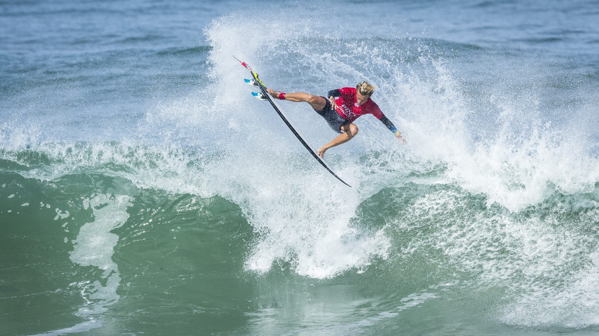 Red Bull Airborne Series Qualifier Anglet World Surf League WSL