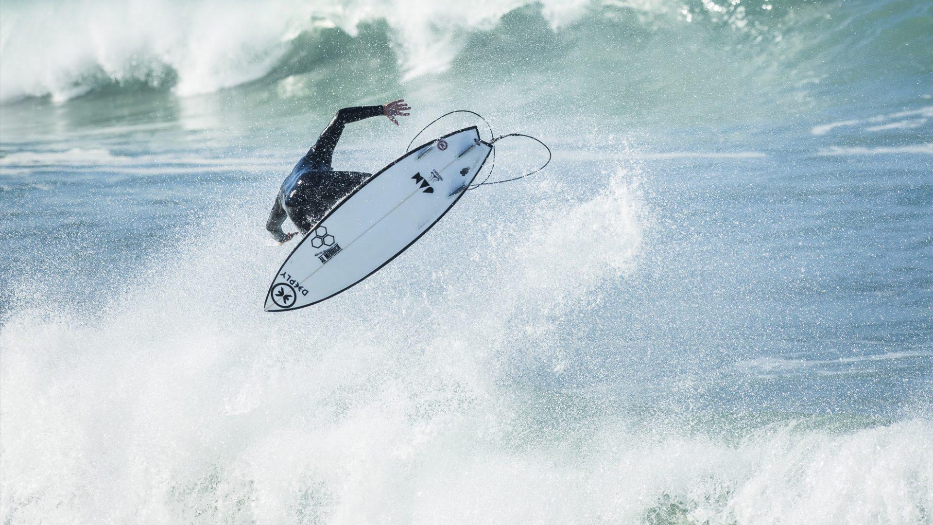 WSL World Surf League Surf de Nuit Deeply Pro Anglet Chambre d'Amour