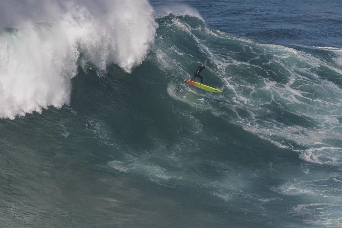 Sounds Of Surfing SOS Molécule Nazaré Big Wave Surfing Quiksilver Pro France Documentary Series