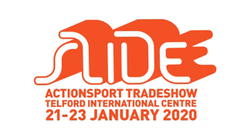 Slide Tradeshow SIGB Snowsport Industries of Great Britain 2020 Rare Management Slide Awards Eco Fresh Brand Award