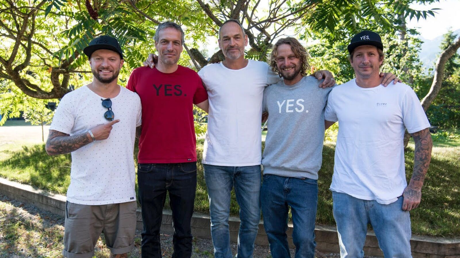 David Pitschi joins YES. : NOW : Nidecker group