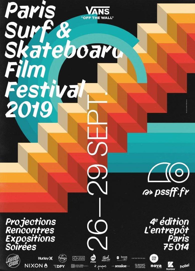 Paris Surf & Skate film Festival 2019