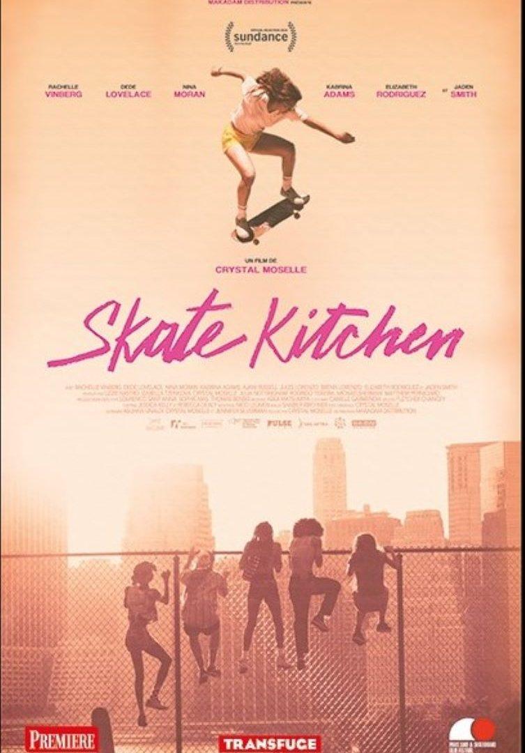 Skate Kitchen Film Poster