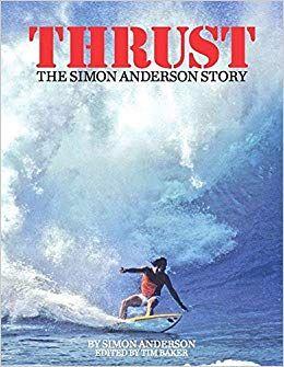 'Thrust' Simon Anderson