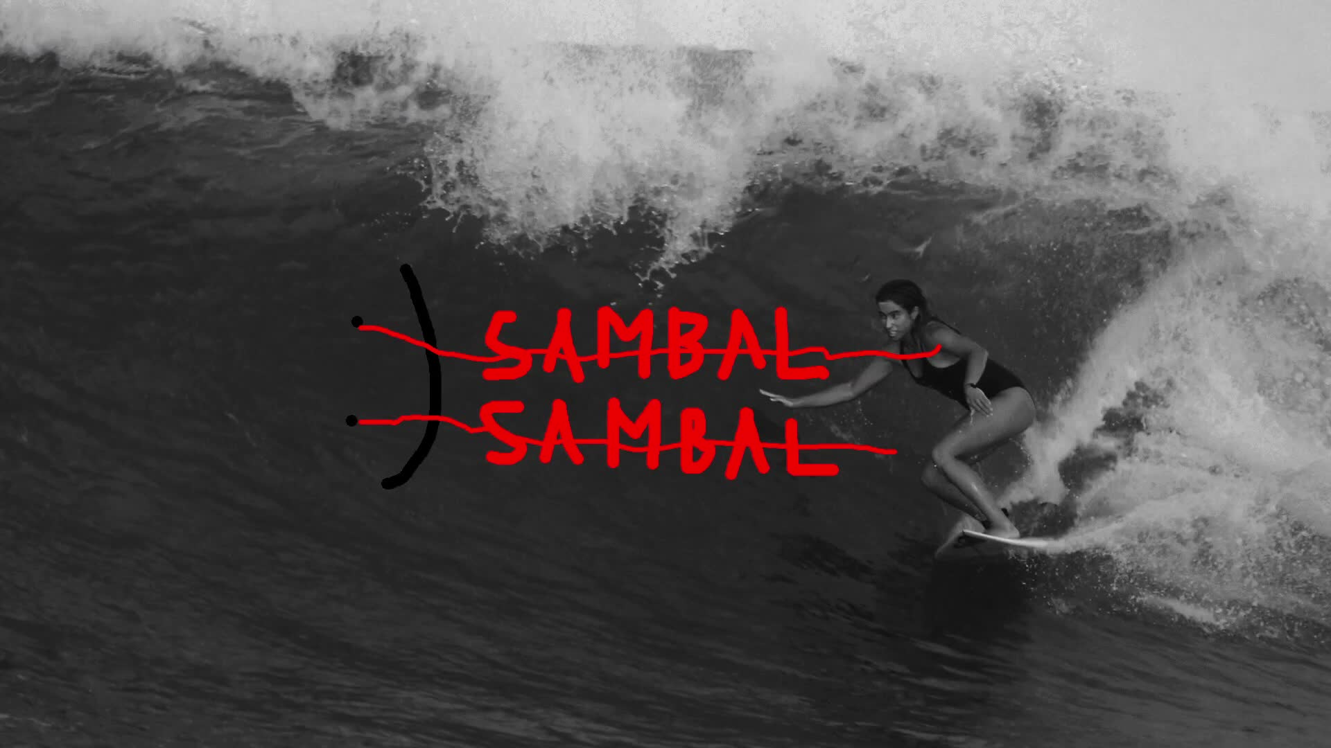 Vans Europe Sambal Sambal Ainara Aymat Lee-Ann Curren Kylian Castells Indonesia Surf Waves