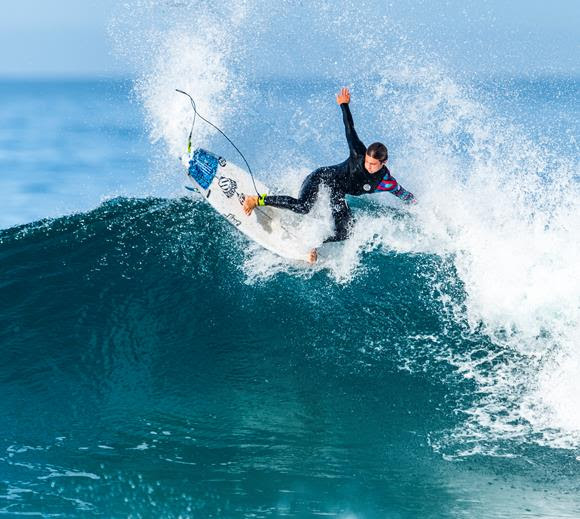 Crosby Colapinto Freshwater Pro WSL World Surf League Wildcard