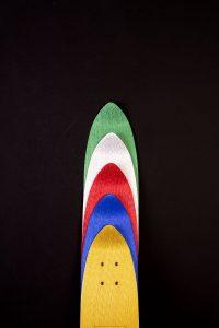 Banzai Board Colours