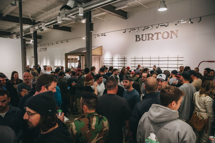 Burton B Corporation certification announcement