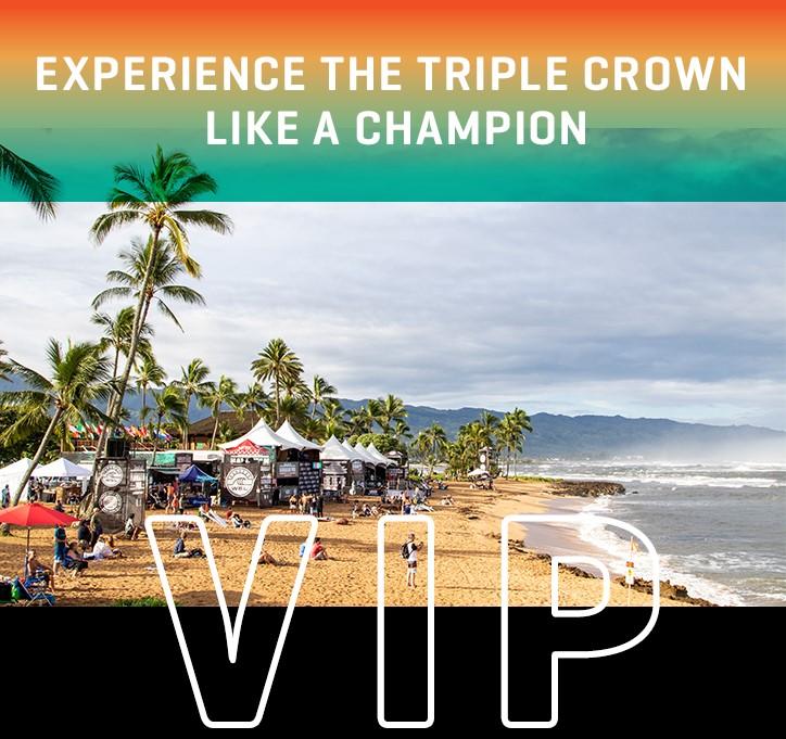 Hawaiian Pro VIP tickets