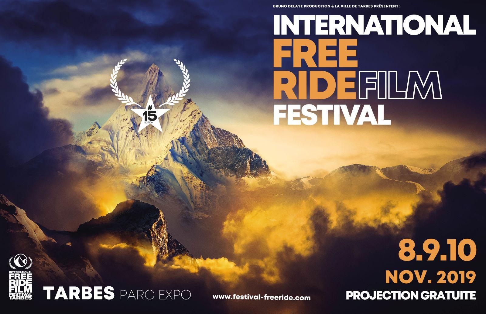 International free ride film fest
