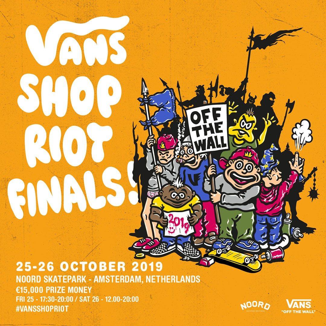Shop Riot Finals