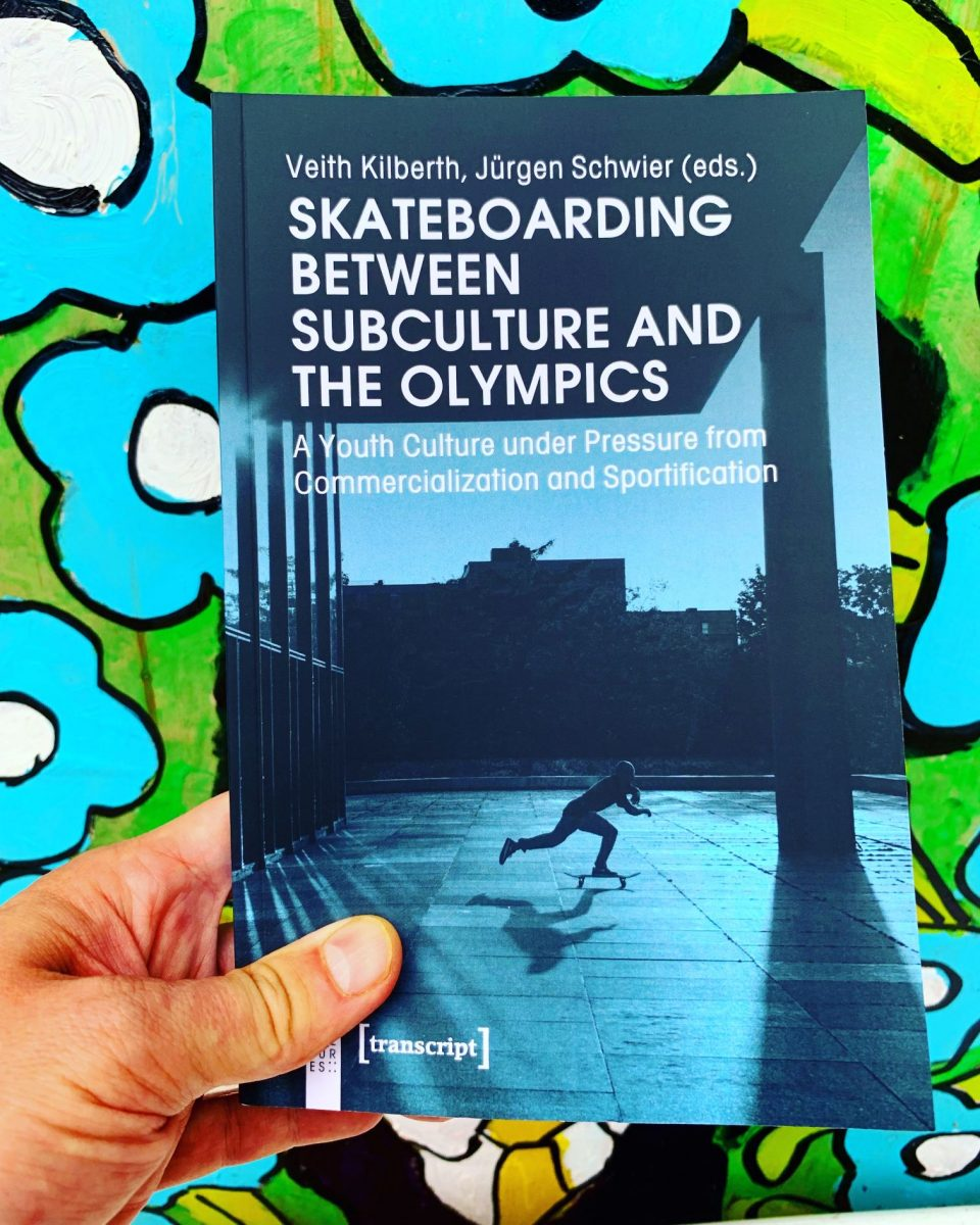 Skateboarding between subculture and the olympics
