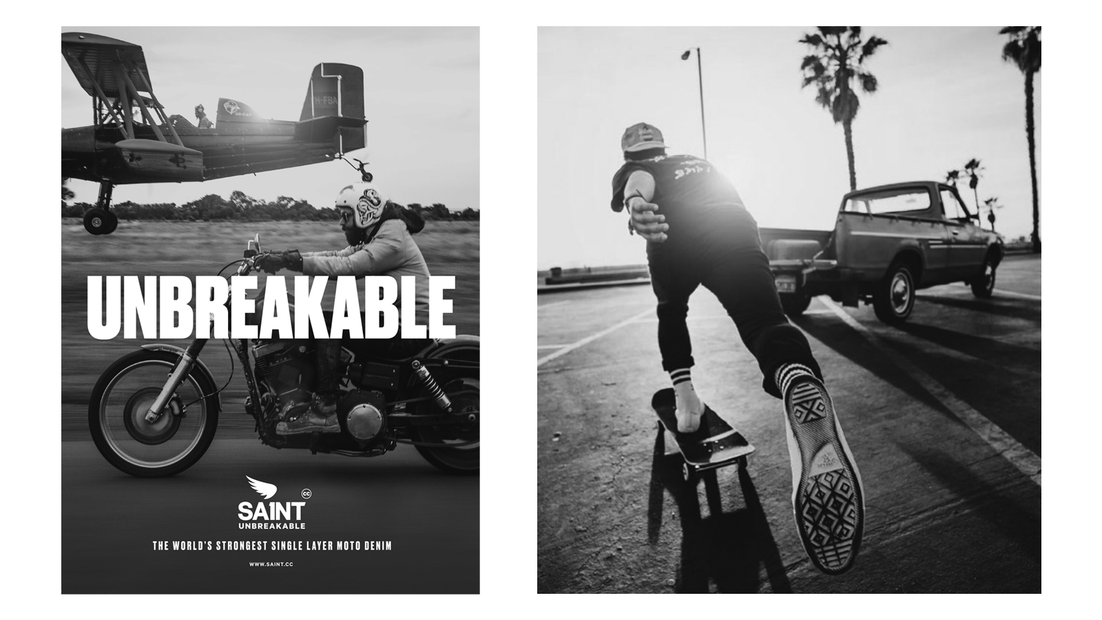 SA1NT Unbreakable