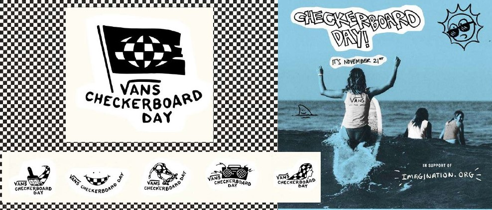 Vans Checkerboard day