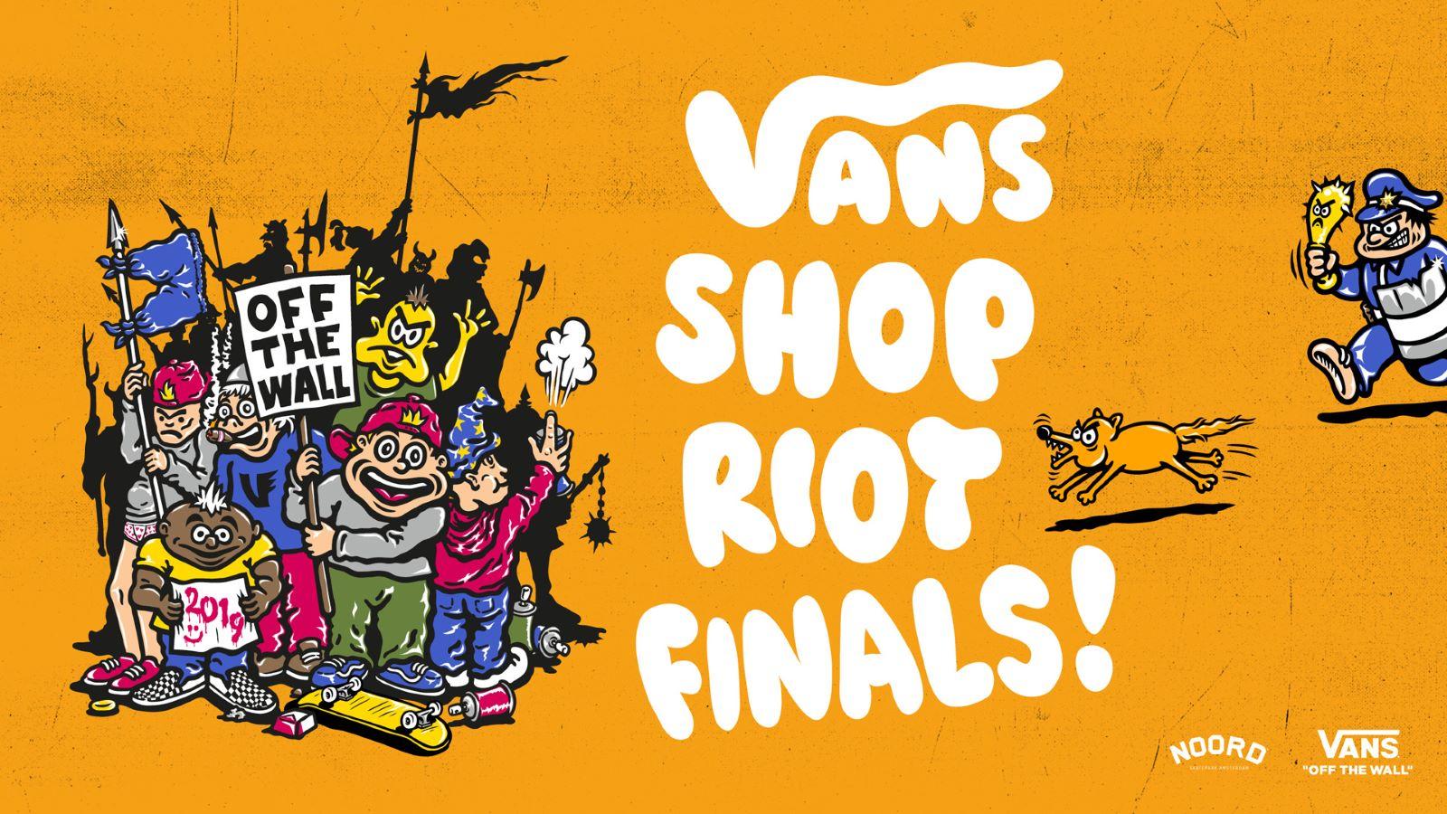 Vans Shop Riot Finals