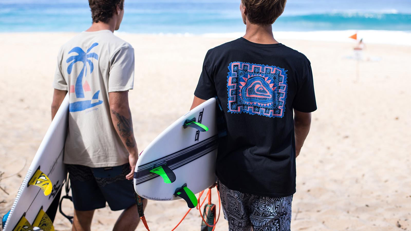 Quiksilver SS20 Men's Surf Wear