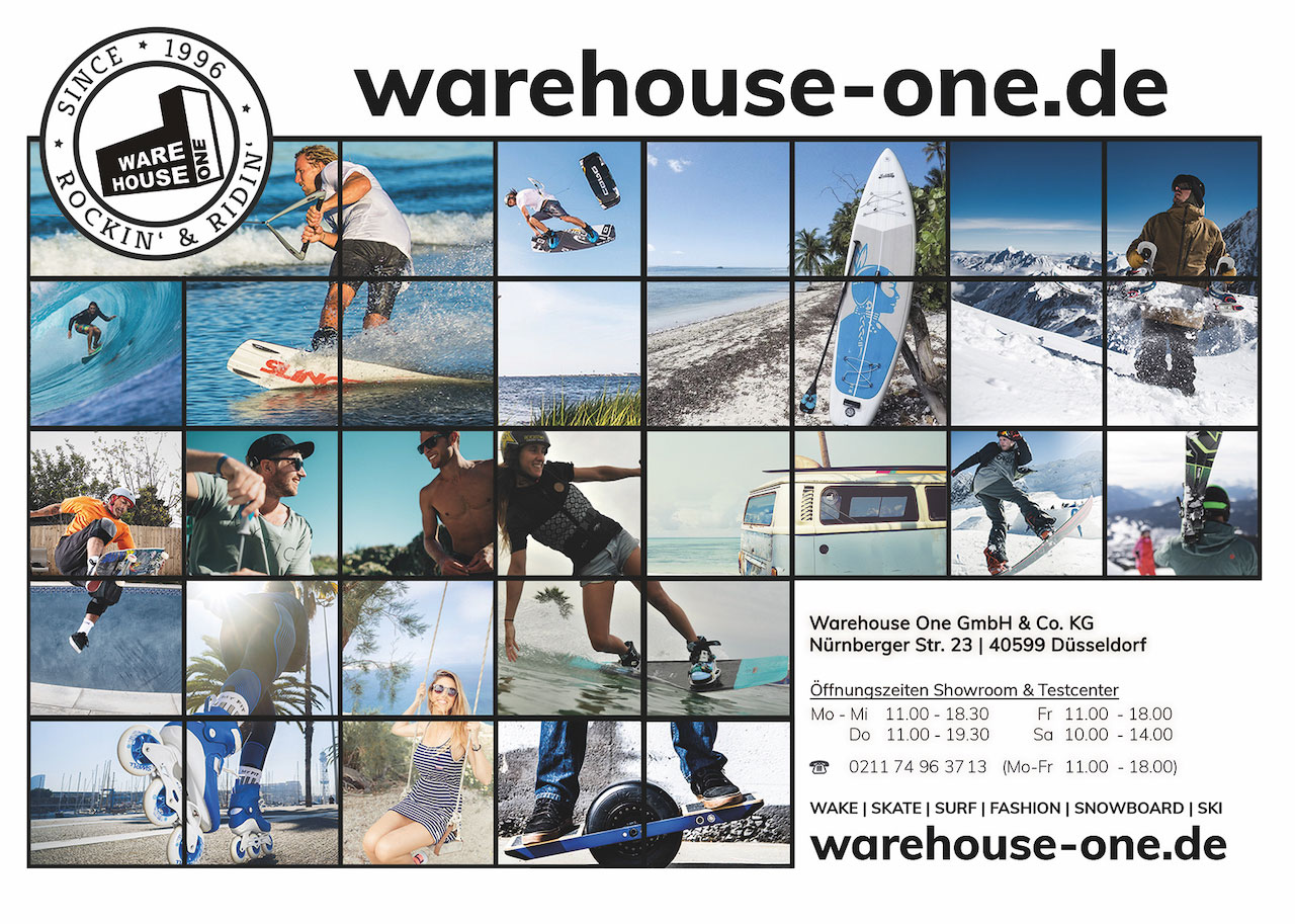 Warehouse One Germany