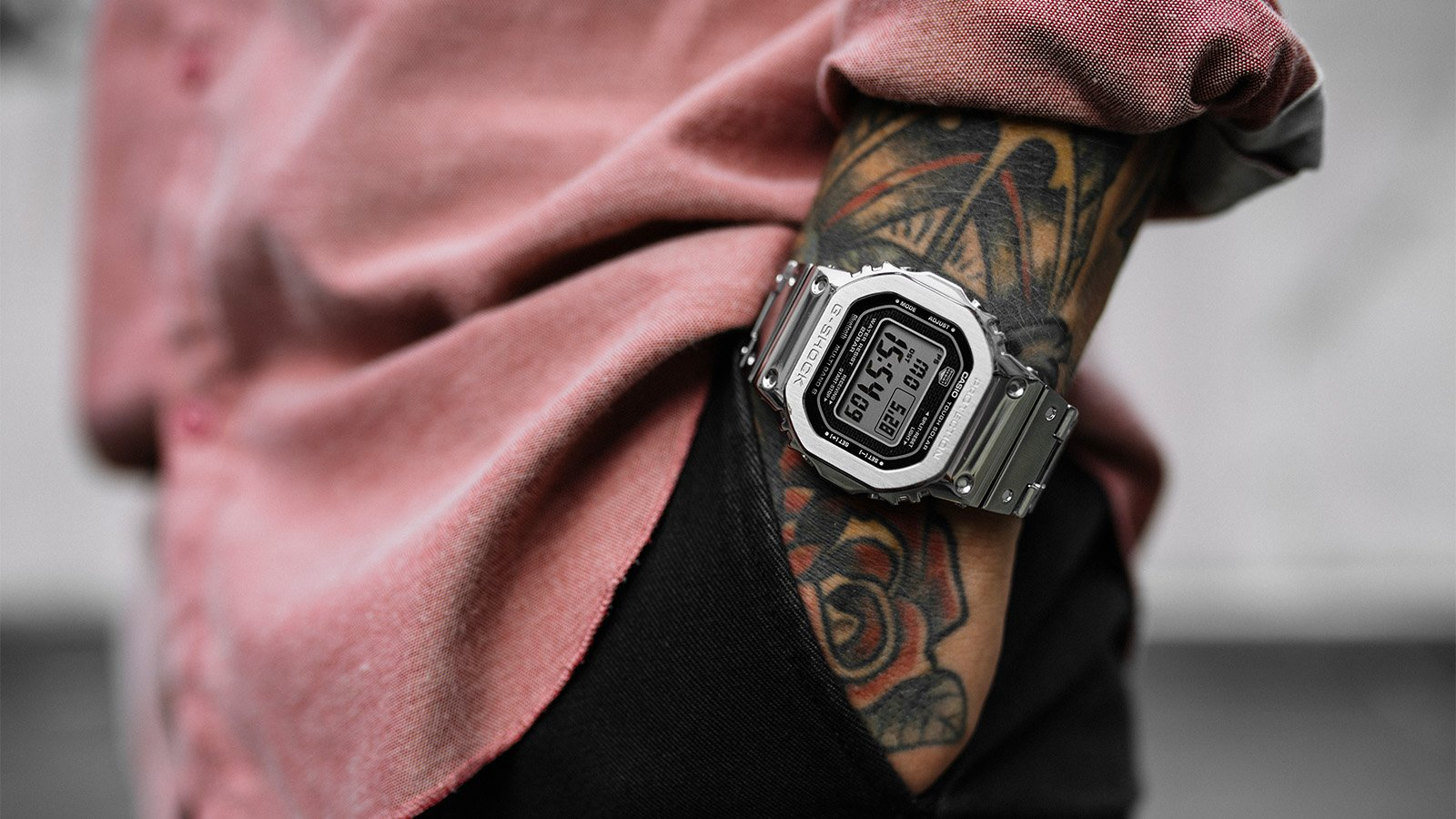 G SHOCK SS20 Watches