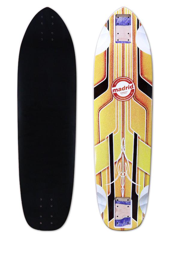 Madrid Skateboards SS20 Longboards