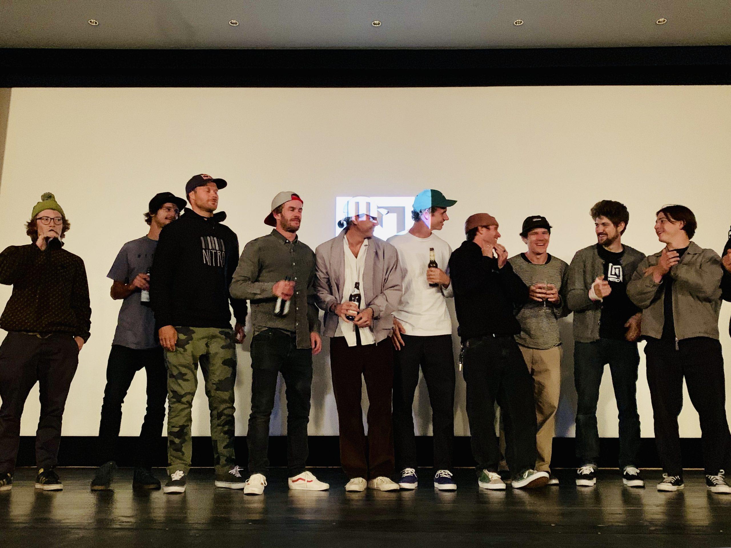 Offline Nitro Snowboards Movie Red Bull Interview Snowboarding