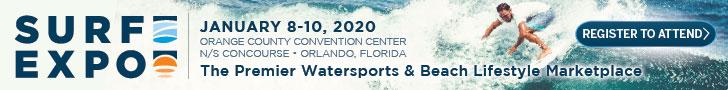 Surf Expo Winter 2020 Leaderboard 1