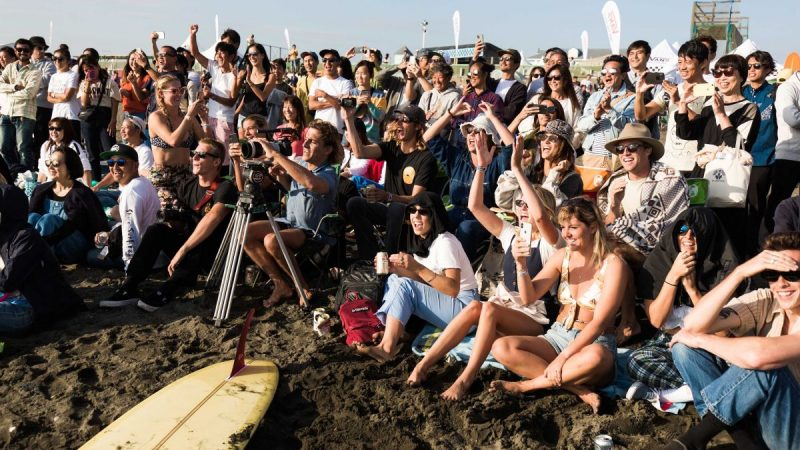 Japanese Crowds