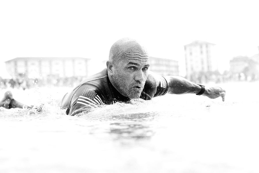 Kelly Slater will serve as on-air talent and special consultant for the show