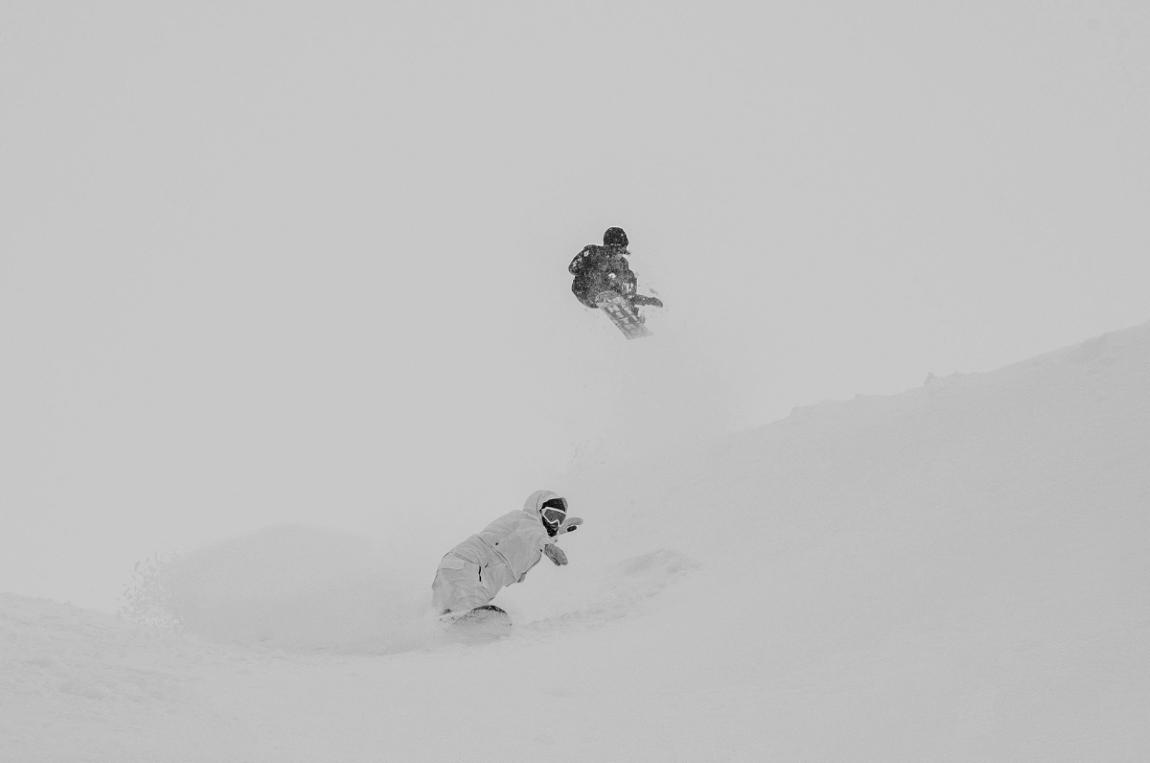 New Beast x Volcom Snowboard