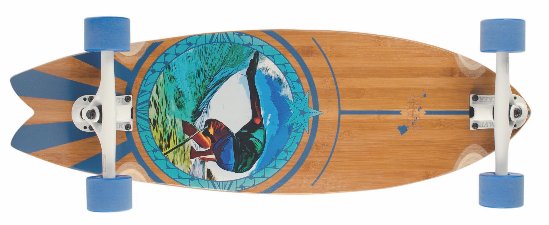 Jucker Hawaii SS20 Longboards