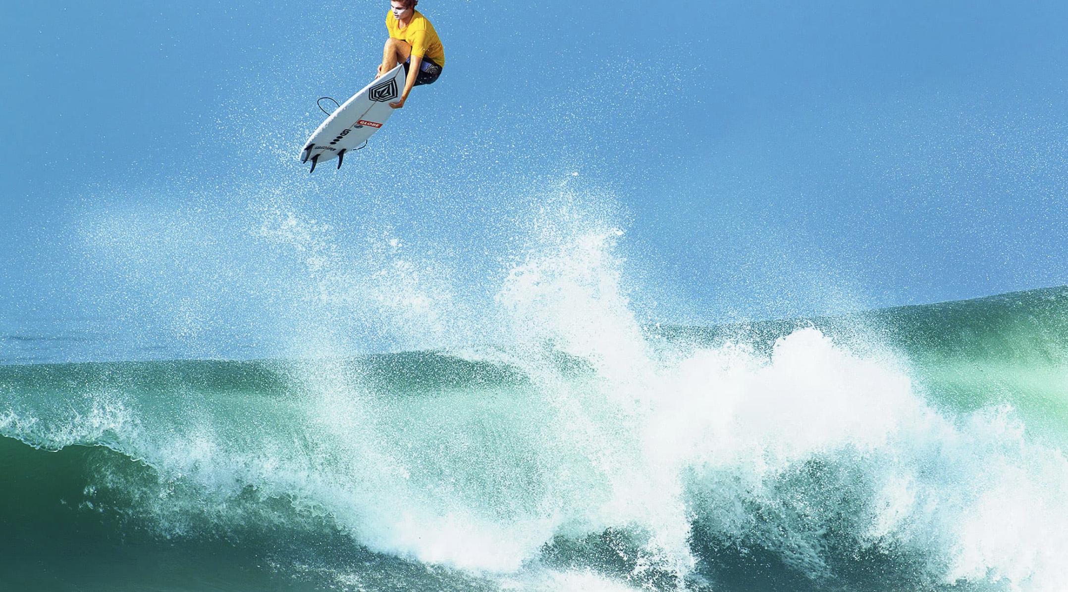 Noa Deane Volcom Mikey Mallalieu MALLMIC Project Ru Bu 994 Surfing