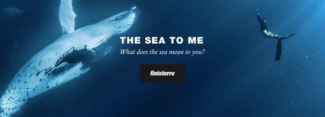 The Sea To Me