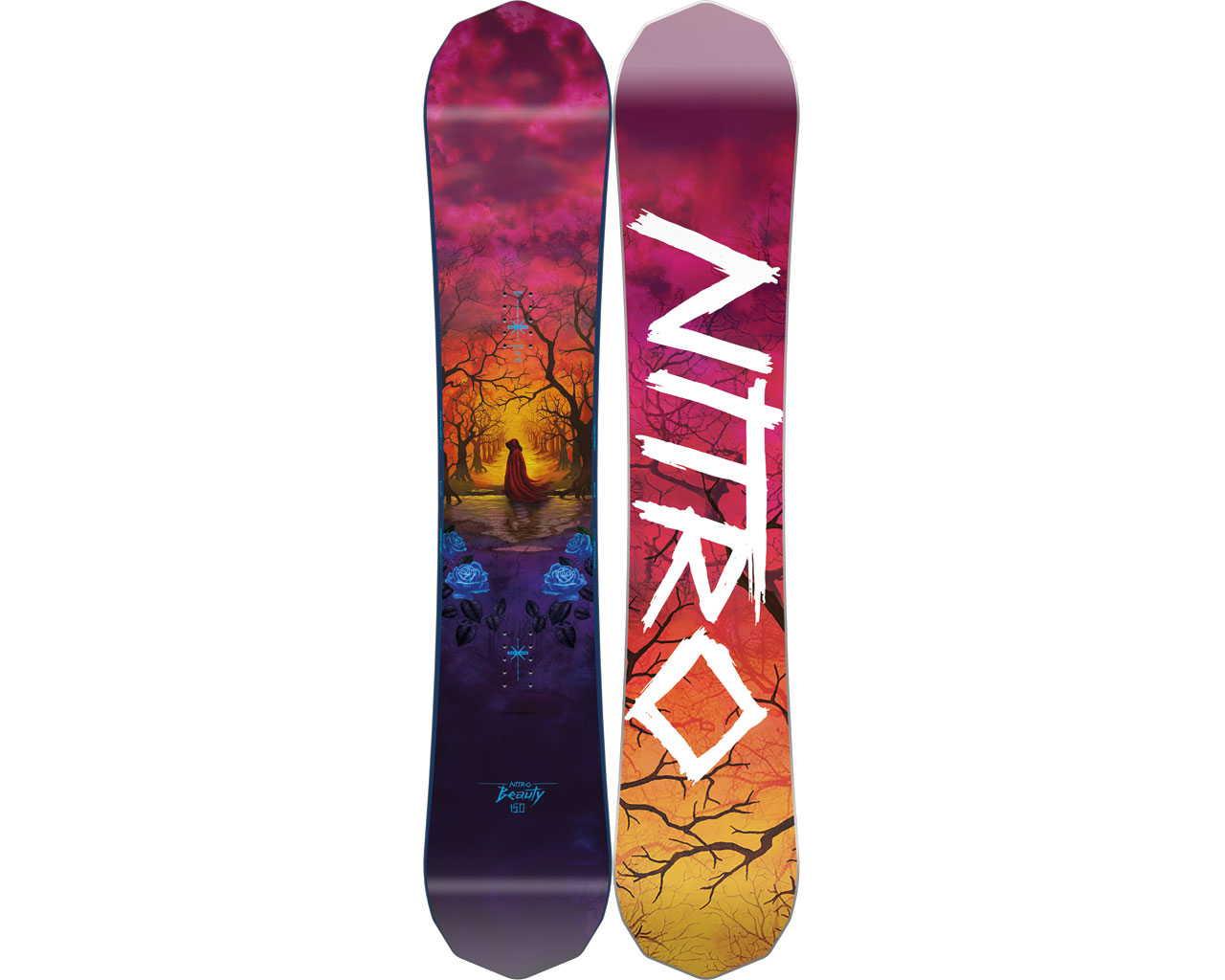 Nitro FW20/21 Snowboard Preview