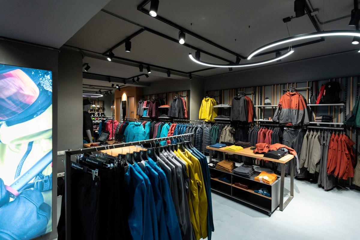 Black Diamond  Store Open Matthias Pristach