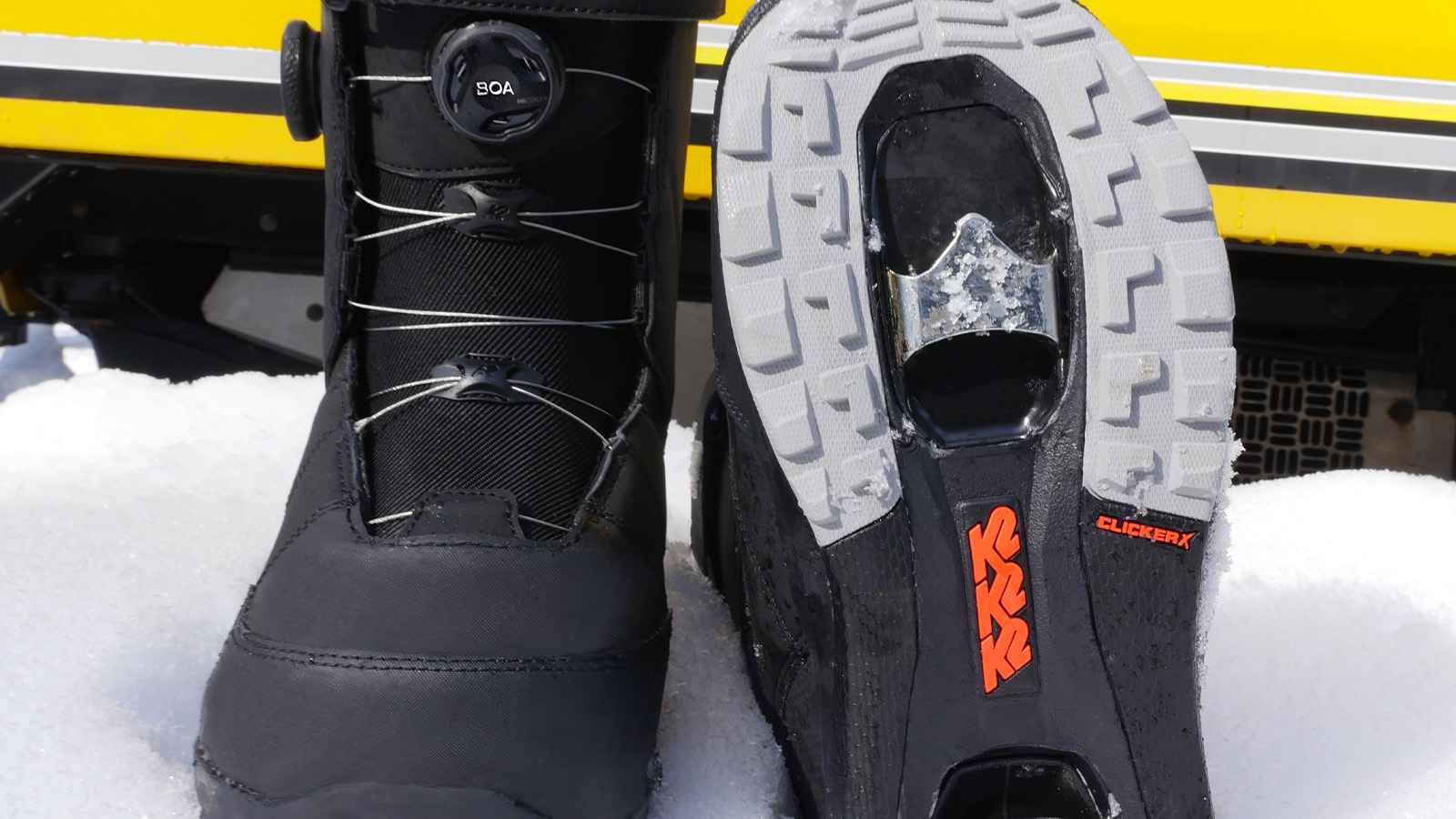 K2 FW20/21 Snowboard Boots