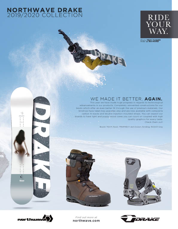 99 Northwave boots and splitboards