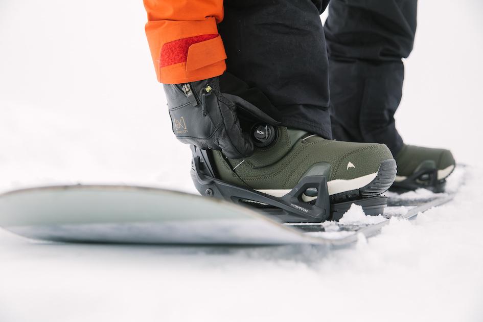 Boa FW20/21 Snowboard Boots