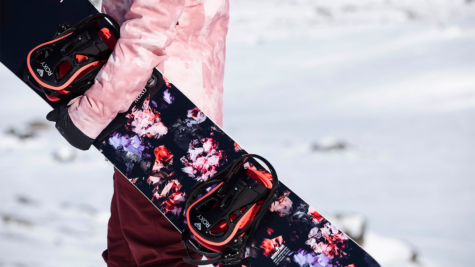 Roxy FW20/21 Snowboard Bindings