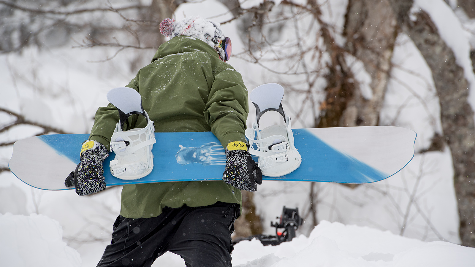 Slash FW20/21 Splitboard Hardgoods Preview