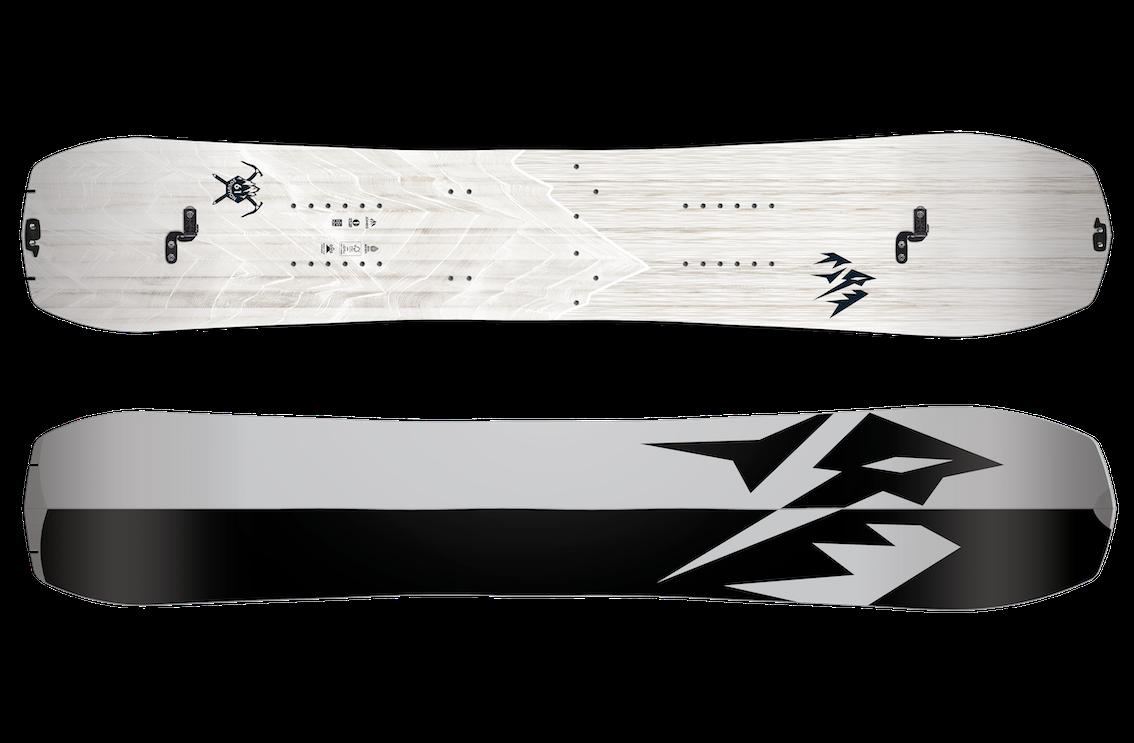 Jones FW20/21 Splitboard Hardgoods