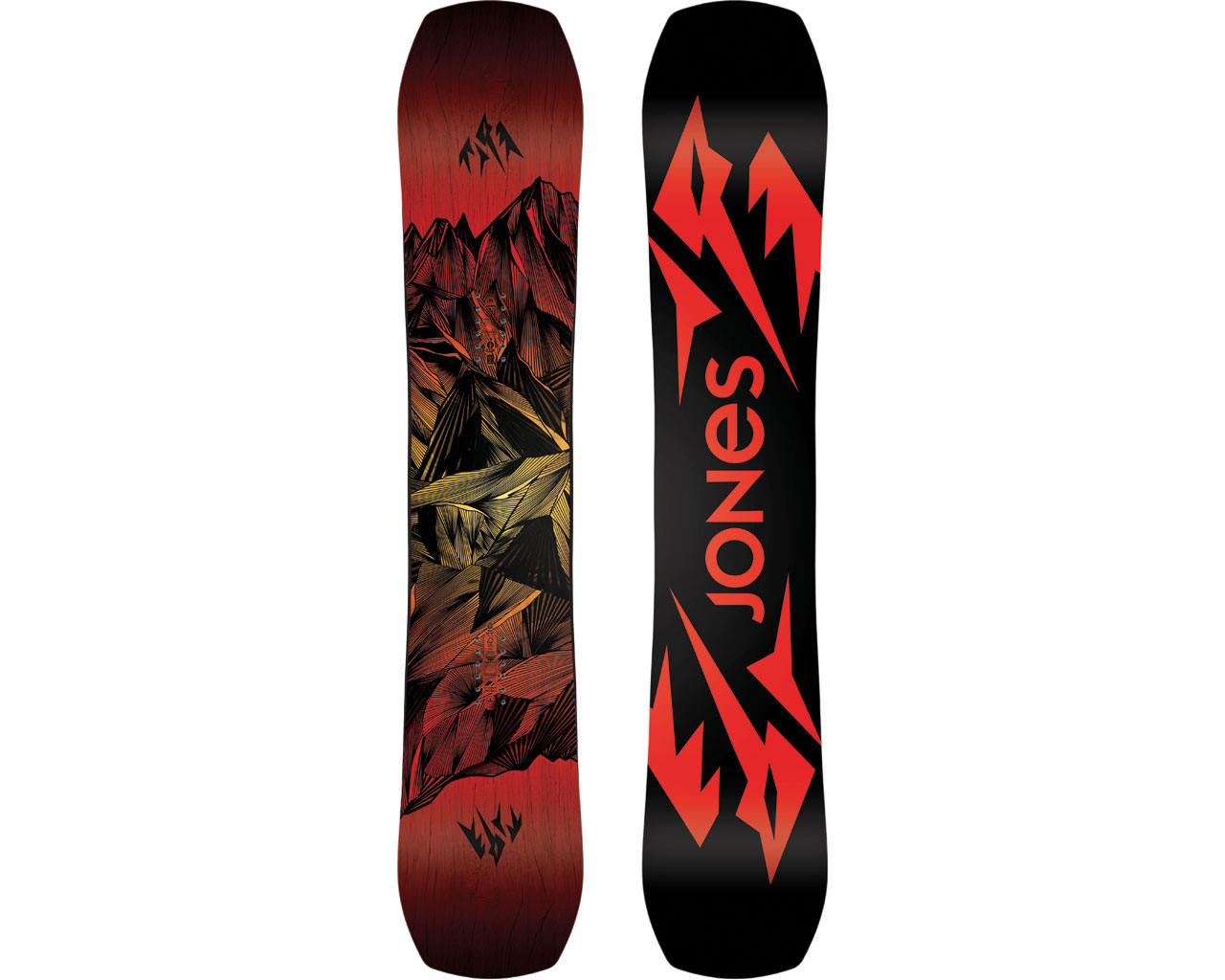 Jones FW20/21 Snowboard Preview