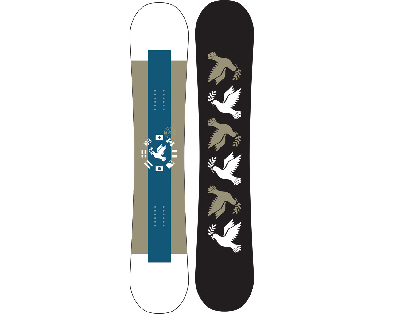 West FW20/21 Snowboard Preview