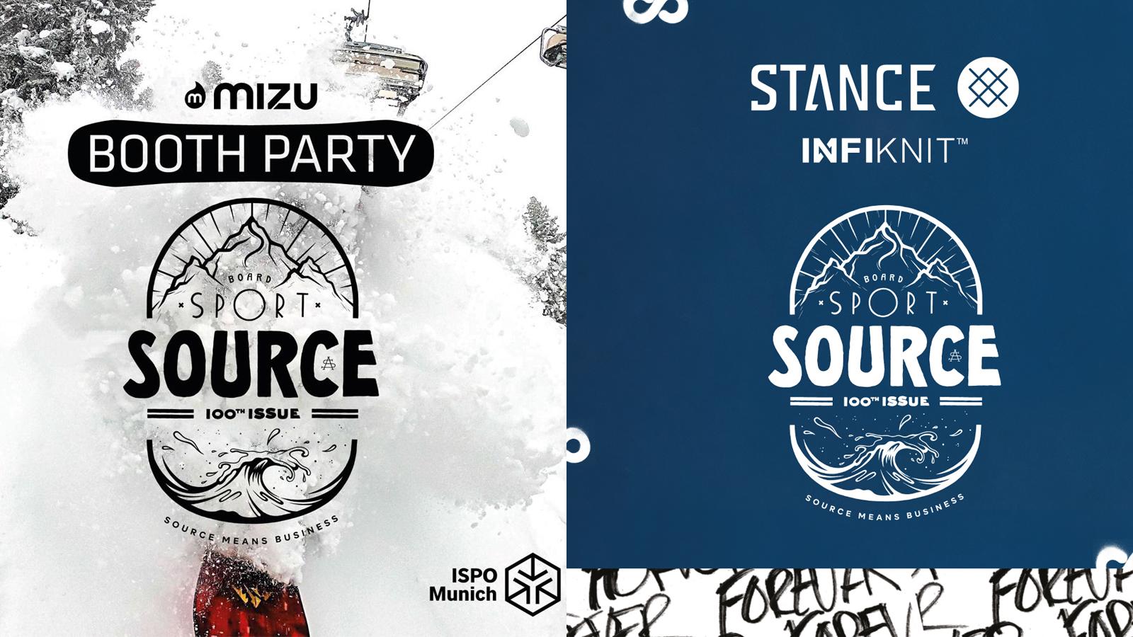 SOURCE STANCE MIZU ISPO