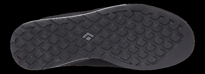 Session approach shoes, sole