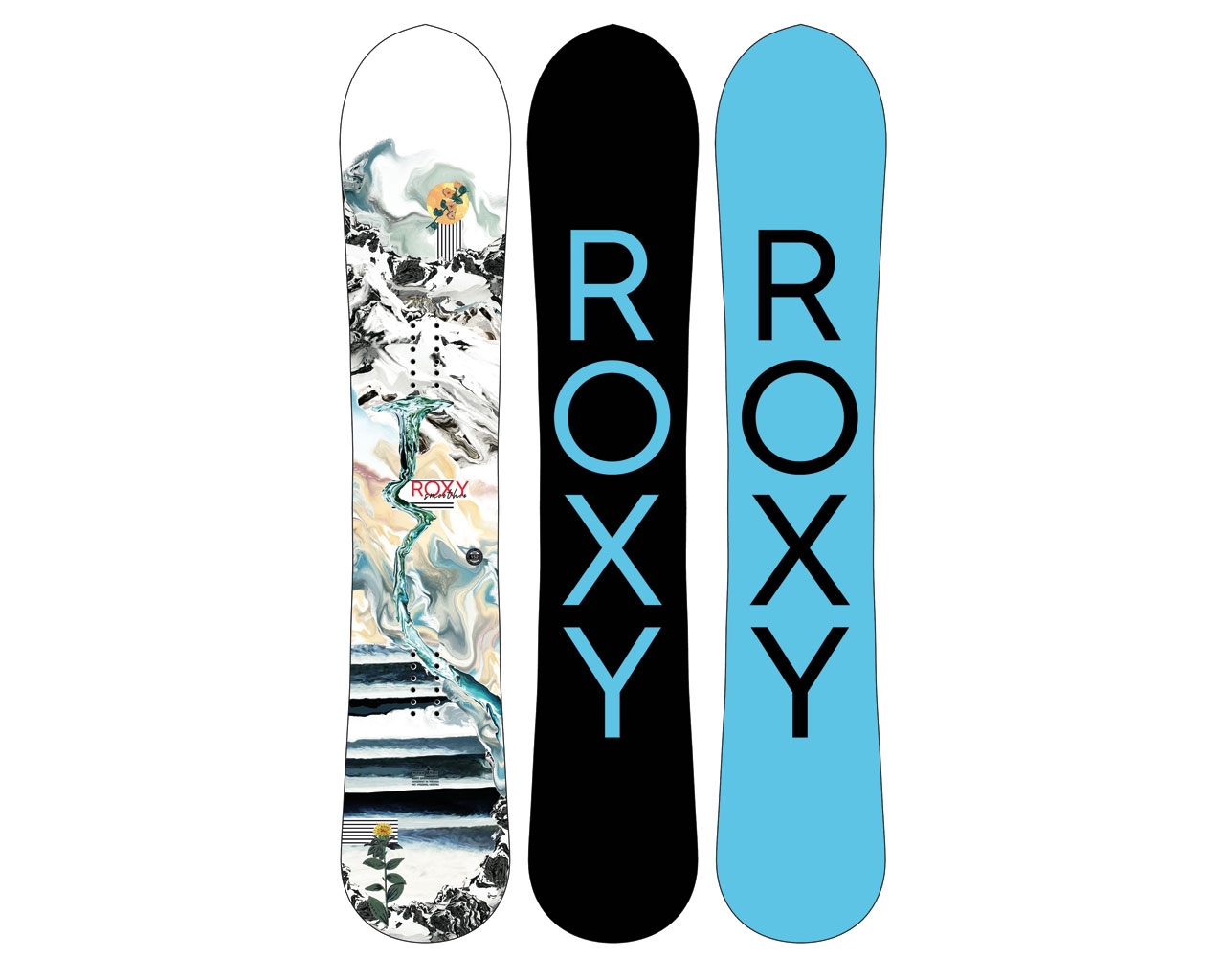 Roxy FW20/21 Snowboard Preview
