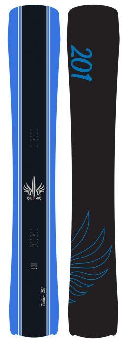 Rad Air FW20/21 Snowboard