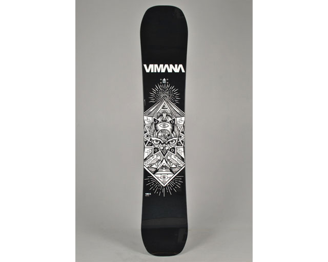 VImana FW20/21 Snowboard Preview