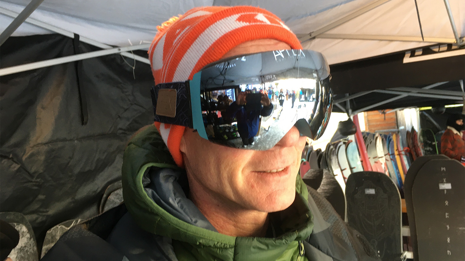 Aphex FW20/21 Goggles