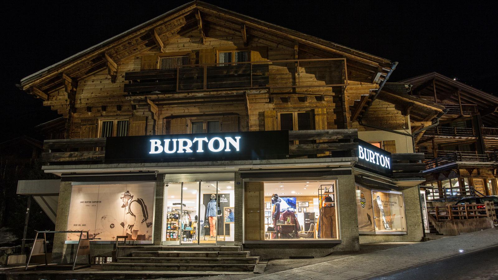 Burton cover