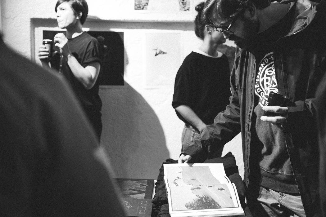 Curator Volume II Release Party by Stefan Goetschl.